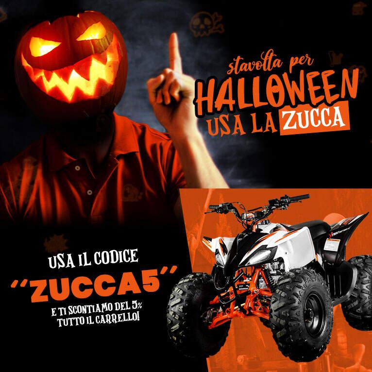 Ad Halloween Usa La Zucca! - immagine