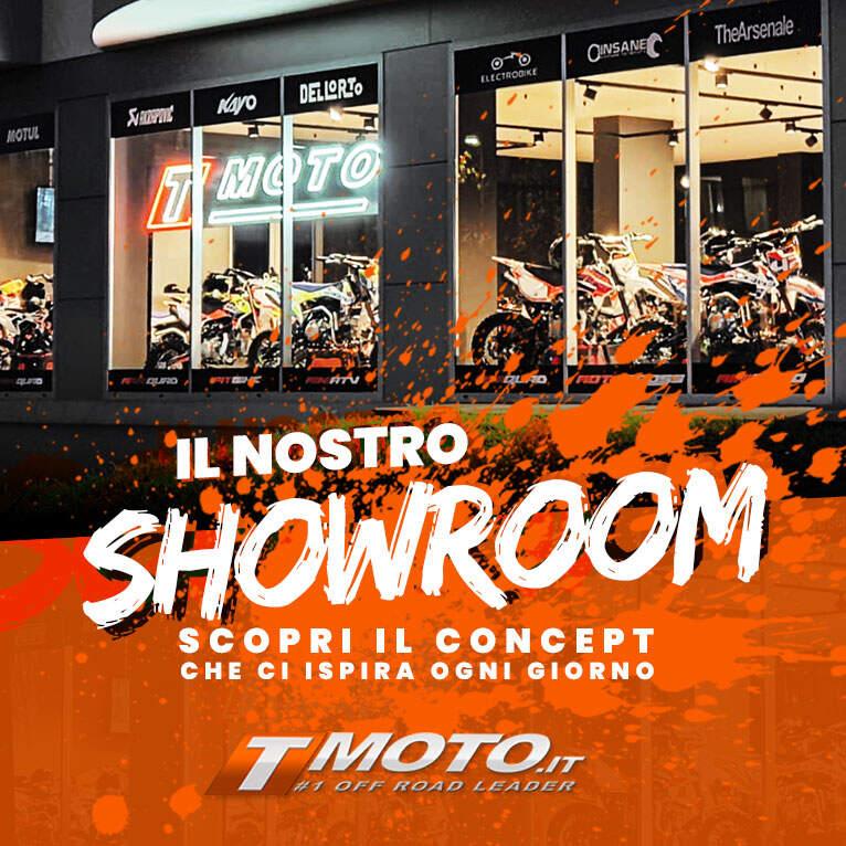 Il concept dello Showroom T-Moto - immagine