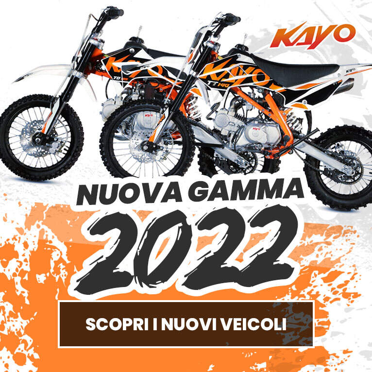 Nuova Gamma Kayo 2022 - immagine
