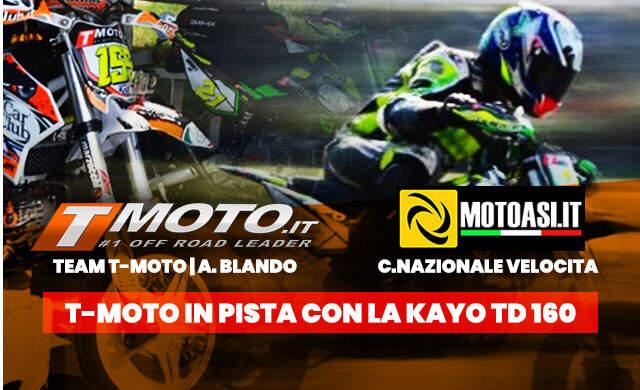 Team T-Moto Al CNV Motoasi