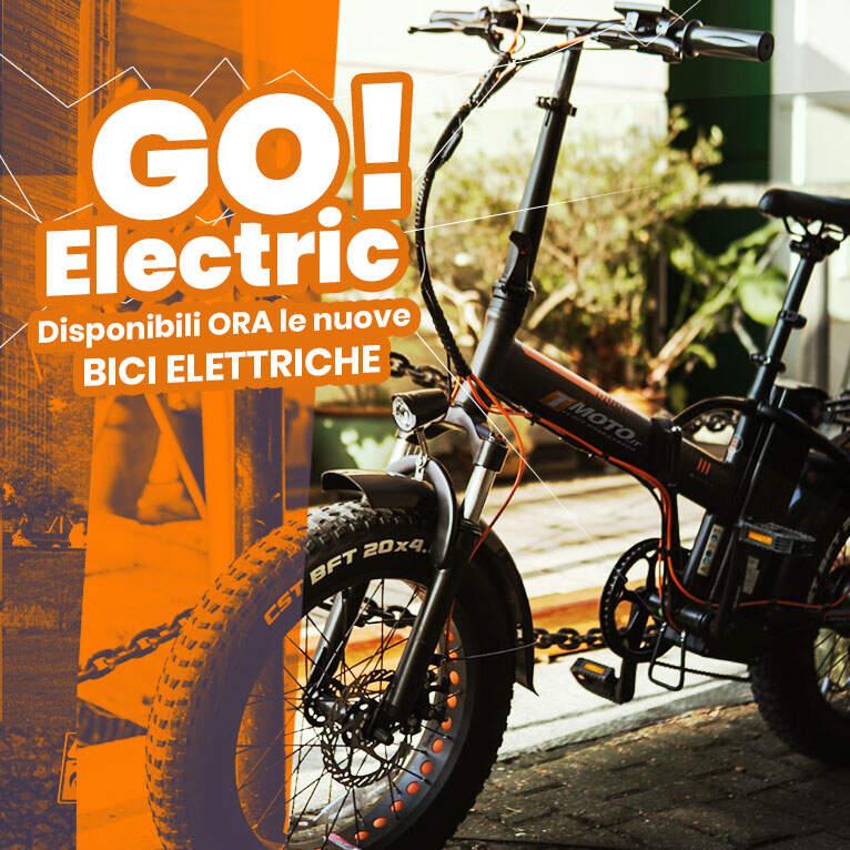 Catalogo delle bici elettriche t-moto - immagine